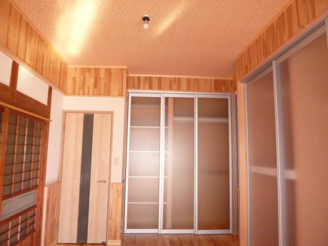 戸建てリフォーム和室